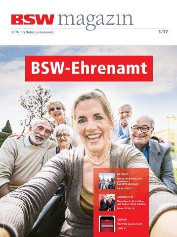 BSWmagazin 01/2016
