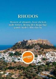 Destination: rhodos
