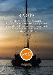 Destination: sivota