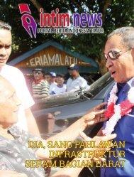 Edisi Perdana Intim News Magazine Februari 2017