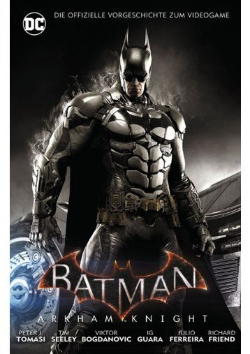 Batman Arkham Knight #3