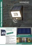 Hochwertige Solaraußenleuchten.  - Seite 5