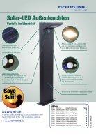 Hochwertige Solaraußenleuchten.  - Seite 6