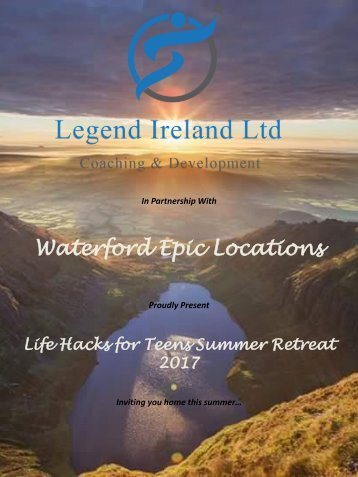 Summer Retreat 2017 PDF