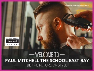 Hone your Beauty Skills at Paul Mitchell Schools!