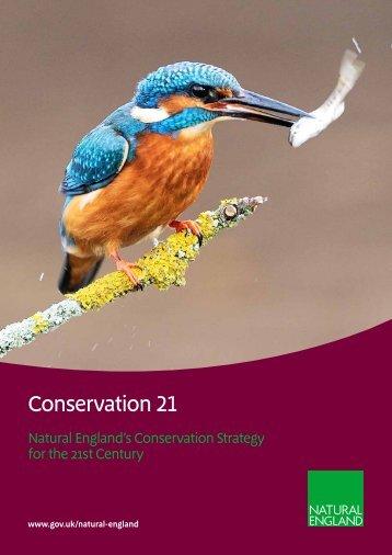 Conservation 21