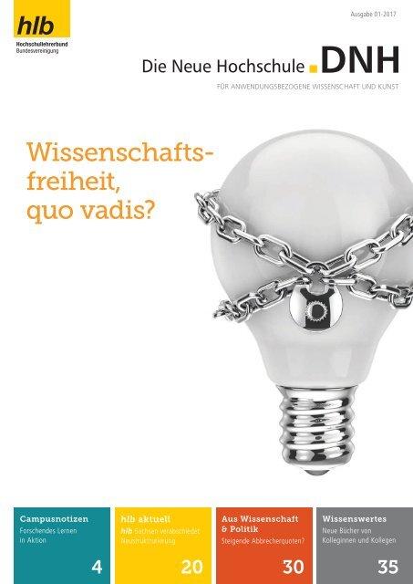 Die Neue Hochschule Heft 1/2017