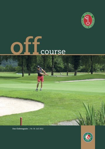 Offcourse Nr. 56 - Golfclub Interlaken-Unterseen