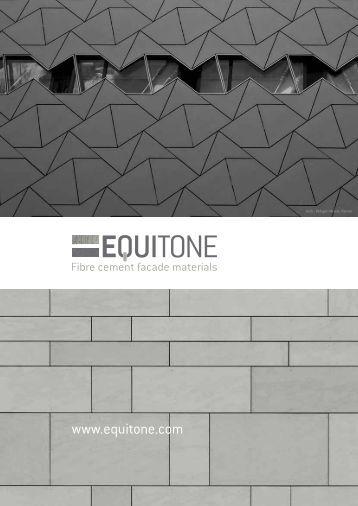 Catálogo Equitone
