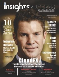 Insights Success The 10 Most Valuable Cloud Service Provider Companies