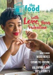 The Food Herald Magazine - Feb 2017
