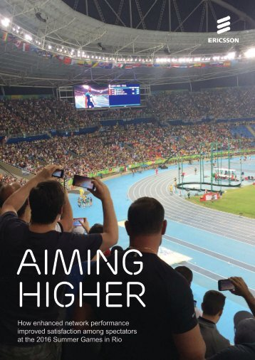 aiming higher