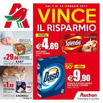 Auchan Santa Gilla 2017-02-09