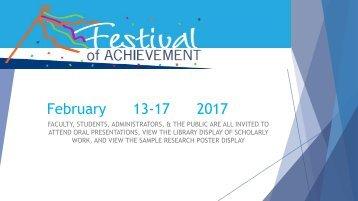 February 13-17 2017