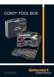 laser tool - ContiTech