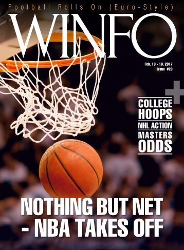 WINFO Issue #23