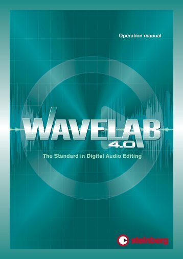 WaveLab 4.0 – Operation manual - g@tv - etsit - upm