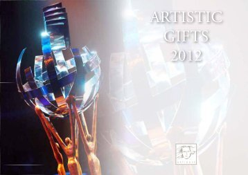 ARTISTIC GIFTS 2012 - INNovation Styles