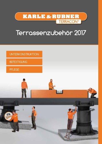Terraconzubehör 2017