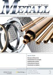 SMS Meer GmbH - Metall-web.de