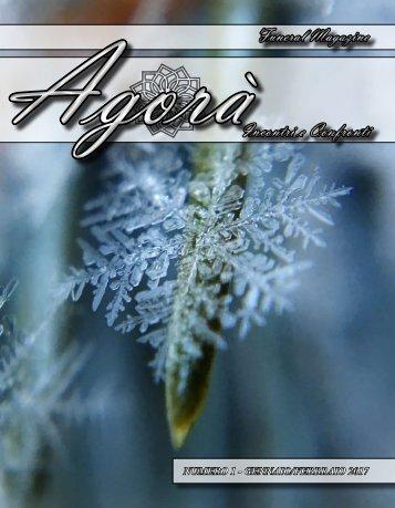 Agorà Funeral Magazine - Gennaio/Febbraio 2017