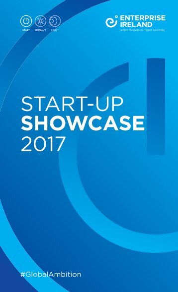 START-UP SHOWCASE 2017