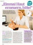 Einmal Haut erneuern, bitte! - SKIN BIOLOGY CENTER Hamburg - Page 2