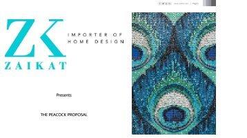 PEACOCK PROPOSAL KIMPTON I