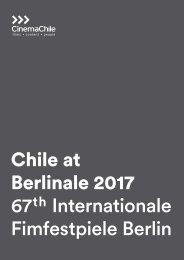 Chile at Berlinale 2017 67th Internationale Fimfestpiele Berlin