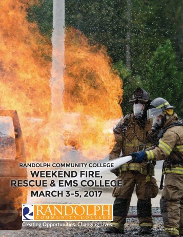 WEEKEND FIRE RESCUE & EMS COLLEGE