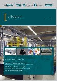 Februar - helioscope Newsletter