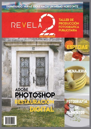 Libro de Fotografía Publicitaria.