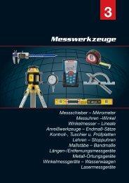 3 Messwerkzeuge - SWS Schweißtechnik und Werkzeug Vertrieb ...