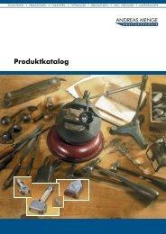Produktkatalog - Karl Menge jr. Graviertechnik