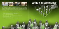 GEFÜHLE IN 3D| EMOTIONS IN 3D® - ROLAND JUDEX
