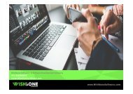 Web Design and Development - Wishbone Software