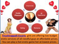 Valentine's Day Fun with Escorts in Coimbatore