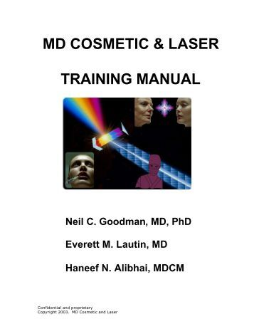 Cosmetic laser training / Body cover up