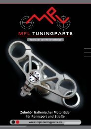 race and street parts - MPL-Tuningparts