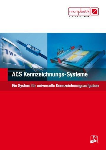 ACS Kennzeichnungs-Systeme - polydrive