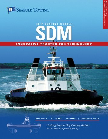 SDMTM Crafting Superior Ship Docking Modules - Maritime Executive