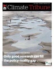 09 February 2017 Climate Tribune