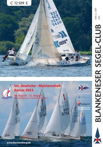 Ausgabe 02/2011 (Juni) - Blankeneser Segel-Club eV