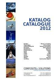 Katalog/Catalogue 2012
