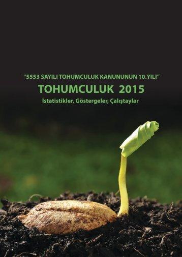 TOHUMCULUK 2015