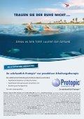 Vorprogramm - 23. Fortbildungswoche für praktische Dermatologie ... - Seite 7