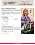 Your Laser Safety Authority - Page 4