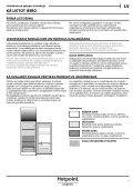 KitchenAid T 16 A1 D/HA - Fridge/freezer combination - T 16 A1 D/HA - Fridge/freezer combination LV (F093240) Use and care guide - Page 7