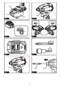 Makita Visseuse à chocs 18 V Li-Ion 170 Nm (Produit seul) - DTD153Z - Notice - Page 2