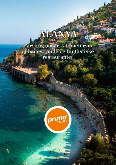 Destination: alanya
